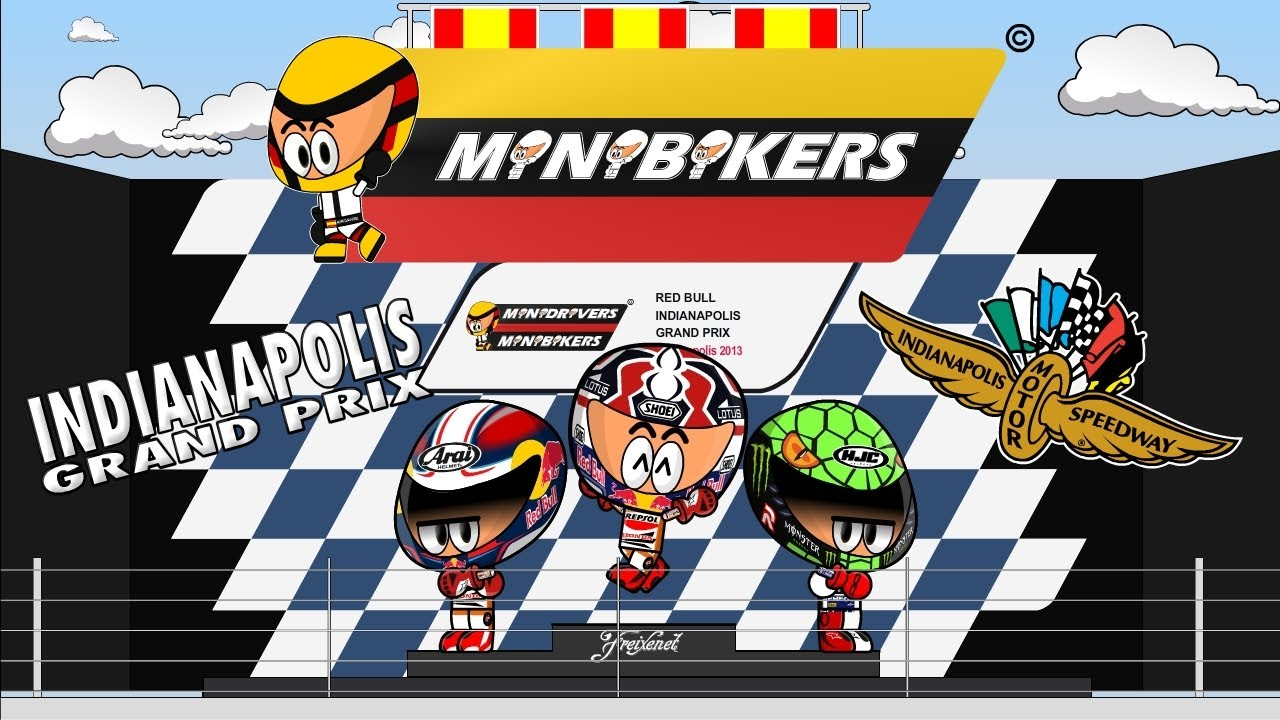 MiniBikers - Chapter 4x10 - 2013 Indianapolis Grand Prix - YouTube