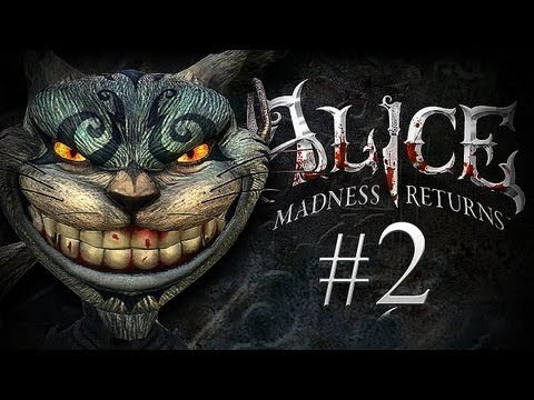 THIS GAME IS NORMAL... - Alice: The Madness Returns - Part 2