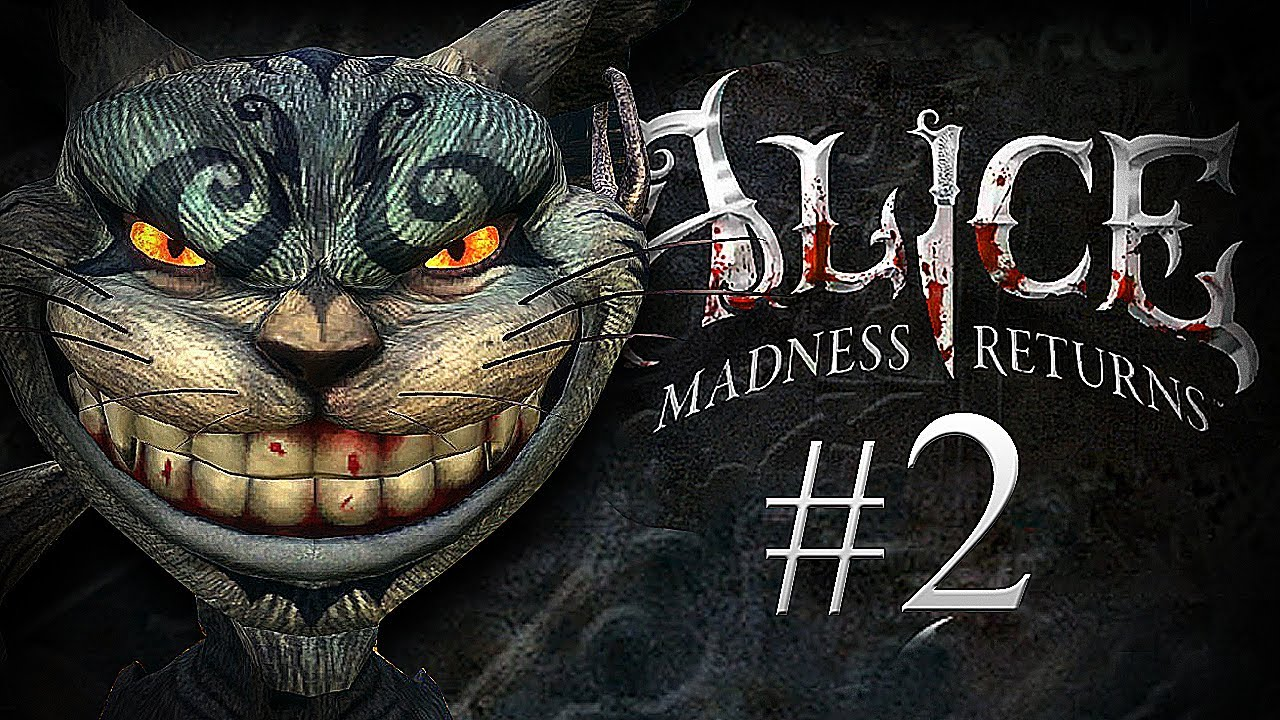 Pewdiepie plays Alice The Madness Returns - Part 2