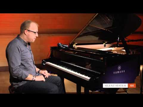 Yamaha SH Silent Piano™ Demonstration EN