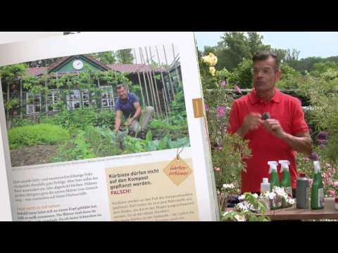 365 Gartenfragen und Antworten/Uschi gräbt um  BÜCHER
