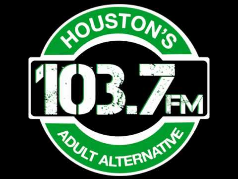 103.7 KHJK Houston's Adult Alternative - Last Moments and Flip to Air1 Music Videos