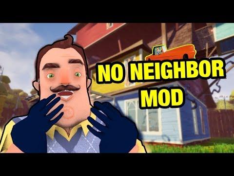NO NEIGHBOR MOD - Hello Neighbor Act 2