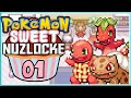 Pokémon Sweet Nuzlocke - Episode 1 | Welcome to Sweet Land!