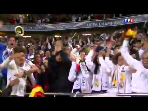 Amazing Goal of Sergio Ramos 93' Real Madrid vs Atlético de Madrid 1-1 Champions League Final 2014
