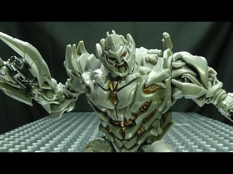 Studio Series Voyager MEGATRON: EmGo's Transformers Reviews N' Stuff