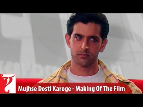 Making Of The Film - Part 3 - Mujhse Dosti Karoge