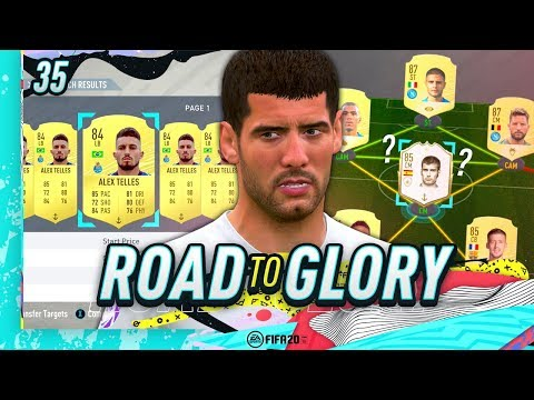 FIFA 20 ROAD TO GLORY #35 - IS HE WORTH IT?!