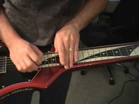 Peavey Power Slide Lap Steel Guitar Review Scott Grove