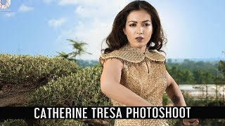 Catherine Tresa Stunning Photoshoot | Actress Latest Pics | Celebrities Photos