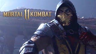 Mortal Kombat 11 - FULL World Premiere Presentation   The Game Awards 2018