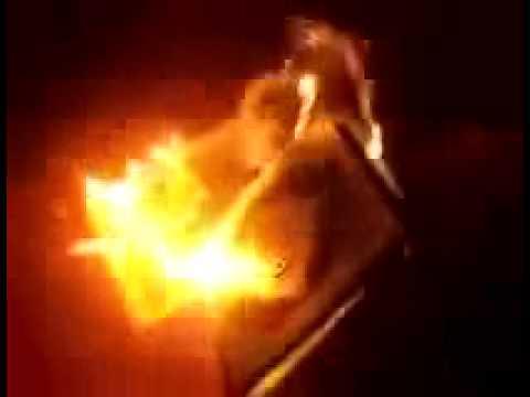 Quran Burning Sri Lanka Buddhist video