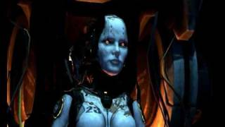 Starcraft 2 Cutscene