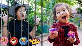 Trò Chơi Mụ Phù Thủy Độc Ác Và Tham Lam - Bé Nhím TV - Đồ Chơi Trẻ Em Thiếu Nhi