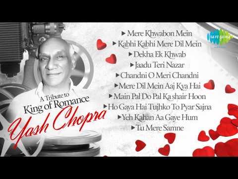 King Of Romance Yash Chopra - Love Songs - Evergreen Romantic...