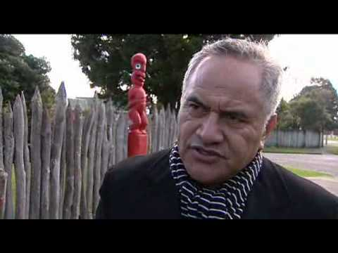 2012-07-19 - ONE NEWS - GOVERNMENT EASES MAORI FEARS OVER WATER