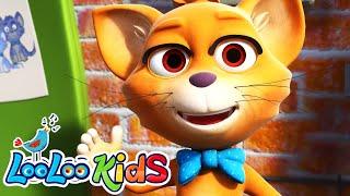 Mister Cat - THE BEST Songs for Children | LooLoo Kids