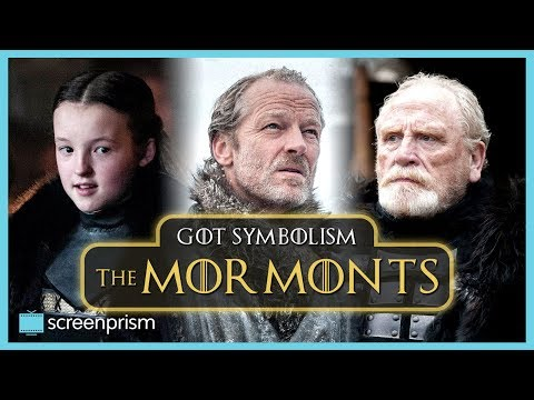 Game Of Thrones Symbolism Mormonts
