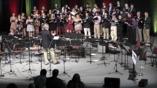 Download Lagu Roanoke College Choir - Bridge Over Troubled Waters Gratis STAFABAND
