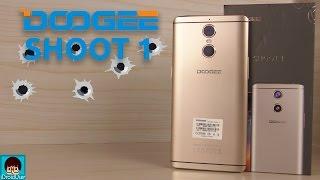 Doogee Shoot 1 - распаковка смартфона с 2 камерами за 6000 руб!