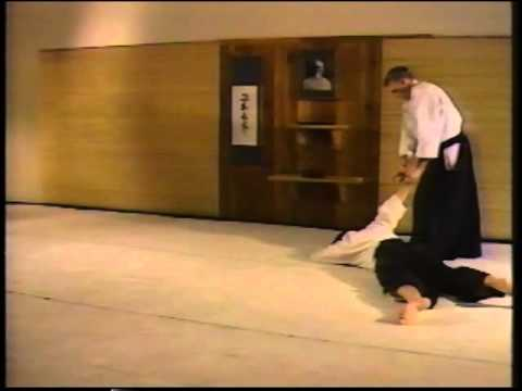 Aikido Tanto Dori Shomenuchi by Jim Graves, 5th Dan Image 1