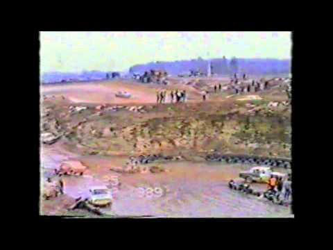 Taali rallikross 1989