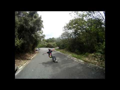 longboarding with my friends full vid
