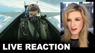 Top Gun 2 Trailer 2 REACTION