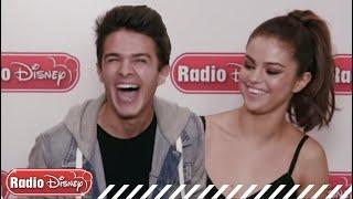 Download Lagu Selena Gomez and Brent Rivera - Who is a Better Bad Liar?   Radio Disney Gratis STAFABAND