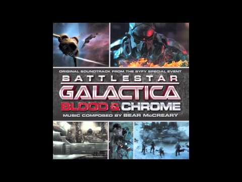 Bear Mccreary - Battlestar Galactica Blood Chrome Theme