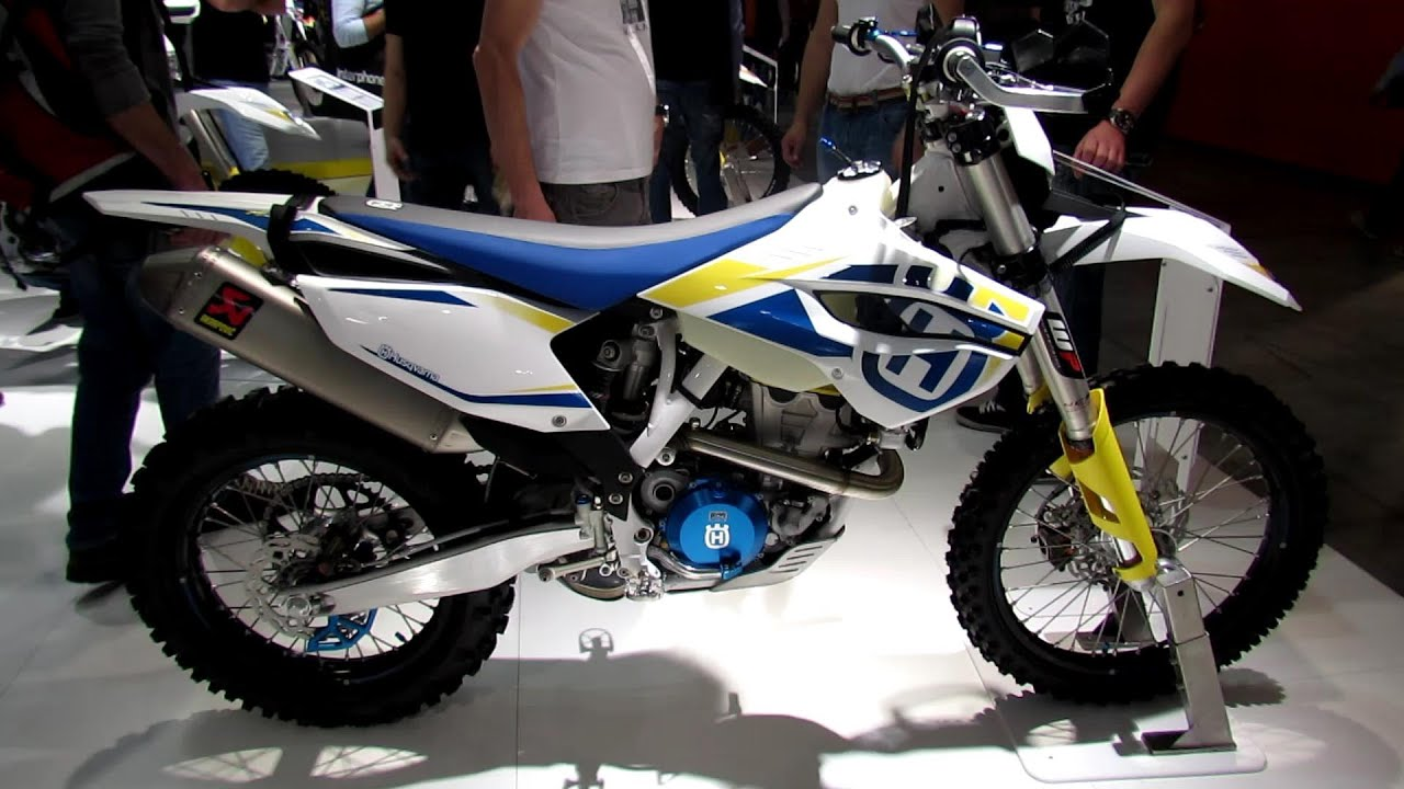 2014 husqvarna fe 350 walkaround 2013 eicma milan motorcycle exhibition youtube. Black Bedroom Furniture Sets. Home Design Ideas