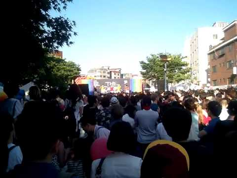 Korean Gay Generation Lgbt Festival 2013 Hongde video
