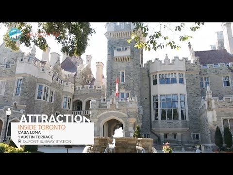 Casaloma, North America's only full sized castle   Inside Toronto Travel Guide