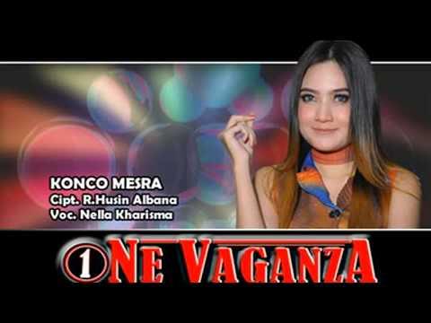 Nella Kharisma - Konco Mesra  (Official Music Video)