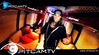 STEEL PANTHER - Buscribs with Stix Zadinia by PitCam.TV