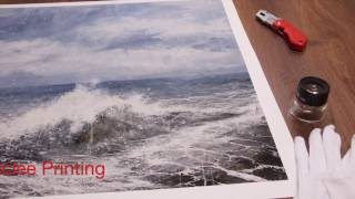 Premium Art Giclee, Photo & Artwork Printing Services UK