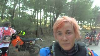 Croatia Rally 2015: Interview With Domenica Saul