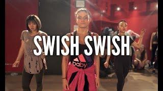Download Lagu KATY PERRY - Swish Swish | Kyle Hanagami Choreography Gratis STAFABAND