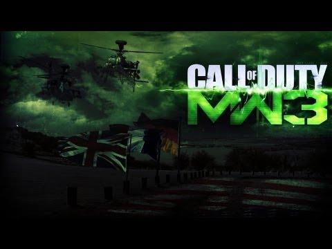 Call of Duty: Modern Warfare 3 Part 1