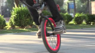 Flatland in Slow Motion - David Carmona Reel 2013 - BMX