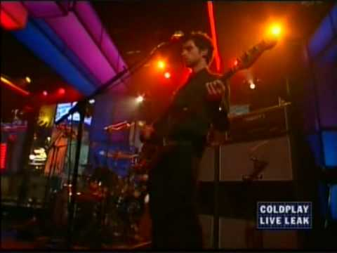 COLDPLAY - speed of sound (live 2005)