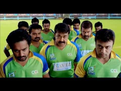kerala strikers theme song HD