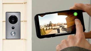 Best Budget Smart Doorbell For Your Home in 2019 (Wireless Doorbell Camera)