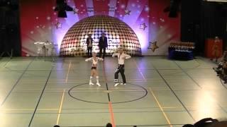 Jeanette Uhl & Mario Bludau - Schwäbische Meisterschaft 2015