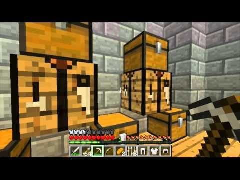 Minecraft Faraway Avalon #3 Explorando as Torres XD