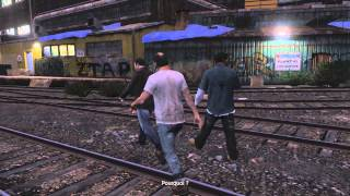 GTA V - Last Mission •Franklin Michael & Trevor• (3/5)