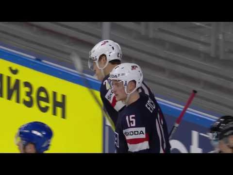 чм по хоккею 2017 США Италия