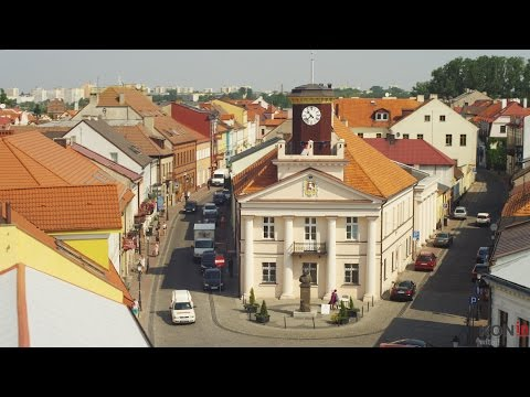 Konin Z Lotu Ptaka 4K / Konin From Above 4K Poland