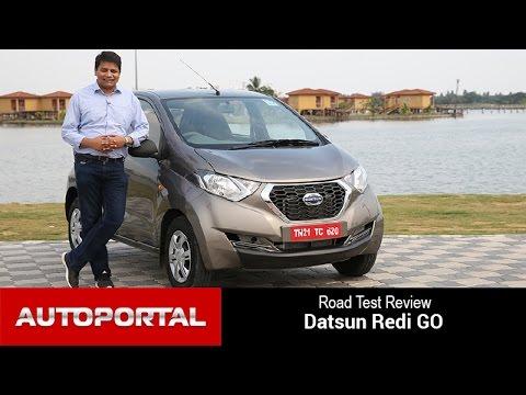 Datsun RediGo Test Drive Review - Autoportal