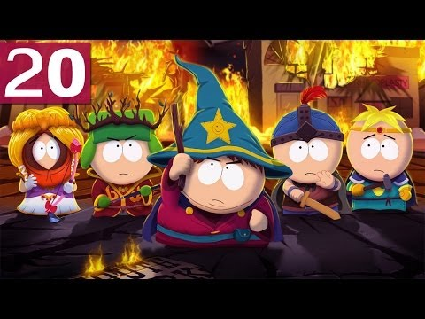 South Park: The Stick Of Truth - Walkthrough - Part 20 - Parents' Sexy Time video